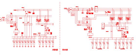 岔区轨道电路原理图
